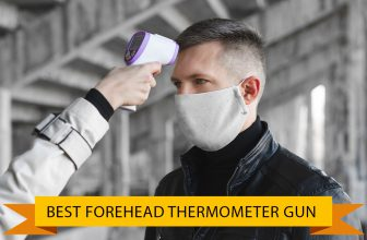 Best Forehead Thermometer Gun in india 2021