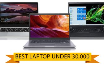 best Laptop Under 30000 rs in india 2021