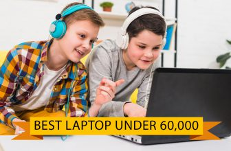 Best Laptop Under 60000 Rs for Gaming in India 2021