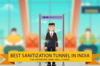 5 Best Sanitization Tunnel for Shop, Bank, Home in india