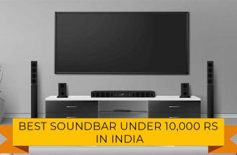 Best Soundbar Under 10000 in india 2021