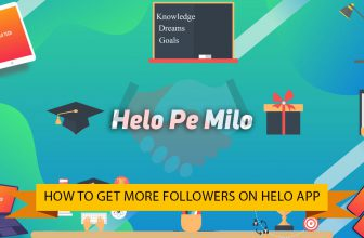 How to Get more Followers on Helo App