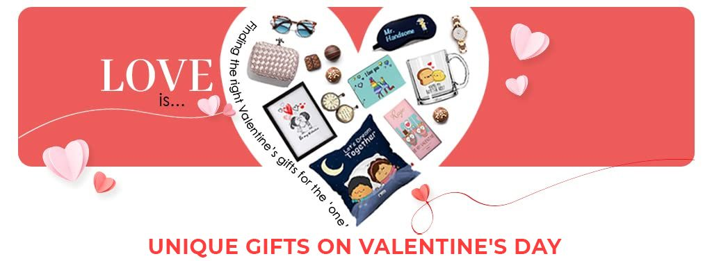 Unique Gifts on Valentine's Day 2021