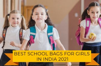 Best School Bags for Girls in india 2021