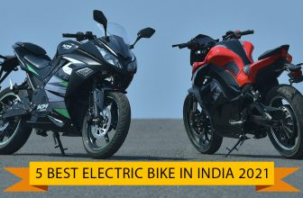 Best Electric Bike in india 2021 List