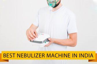 Best Nebulizer Machine in India