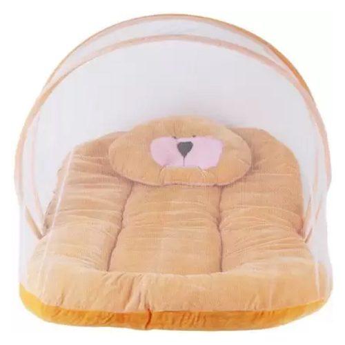 Anmol Cotton Infants Bedding Set with Foldable Mattress
