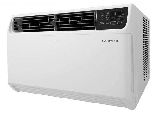 LG 1.5 Ton 5 Star Wi-Fi Inverter Window AC