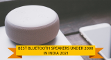Best Bluetooth Speakers Under 2000 in India (9th May 2021)