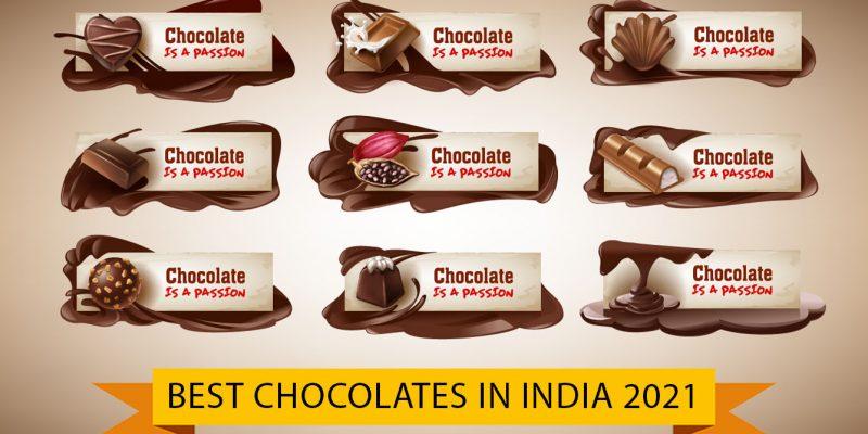 Best Chocolates in India 2021
