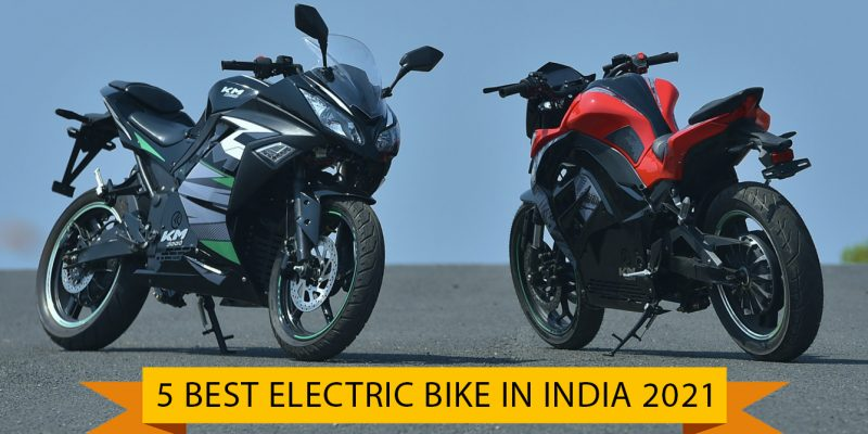 Best Electric Bike in india 2021 Comparison, Price and Availability