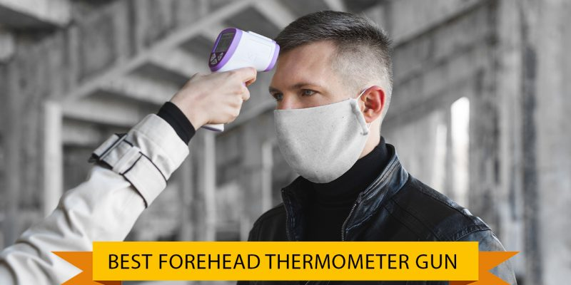 6 Best Forehead Thermometer Gun for Shopkeepers, Bank, Mall, office, India (9th May 2021)