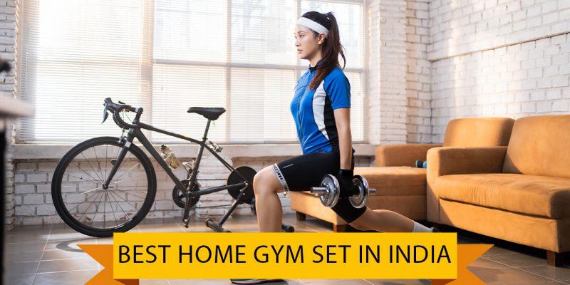 Best Home Gym Set in India (01 October 2021)