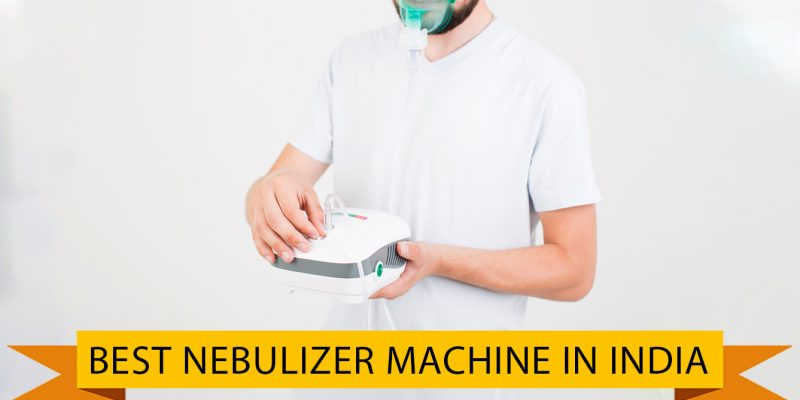 8 Best Nebulizer Machine in India (13th May 2021)