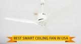 5 Modern Best Smart Ceiling Fan in USA (20 June 2021)