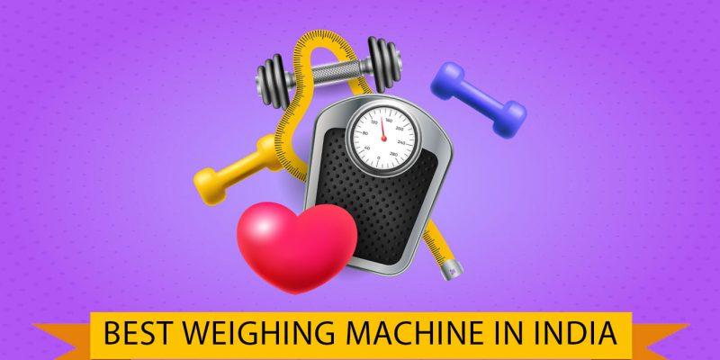 10 Best Weighing Machine in india (15 June 2021)