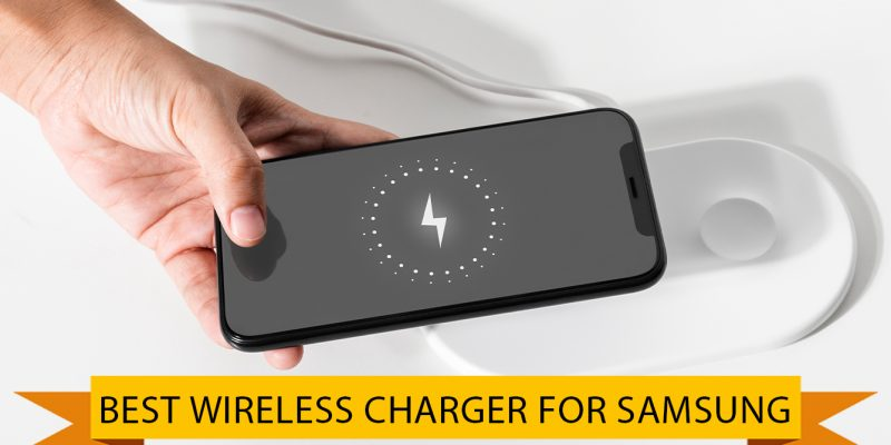 5 Best Wireless Charger for Samsung And iPhone in india (01 October 2021)