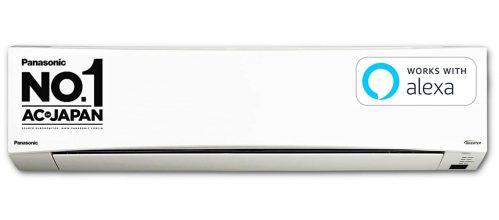 Panasonic 1.5 Ton 3 Star Wi-Fi Twin Cool Inverter Split AC