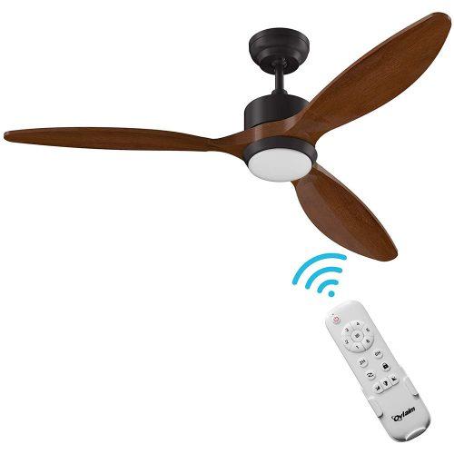 Ovlaim 60 inch WIFI Smart Led Ceiling Fan