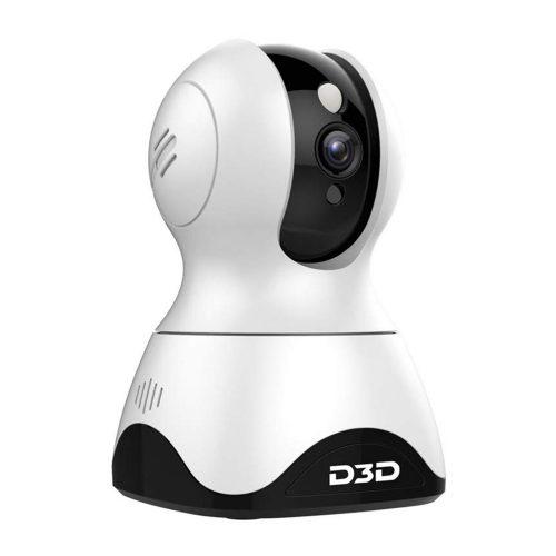 D3D Smart Pan Tilt Home Security
