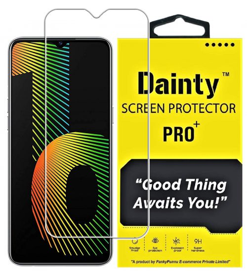 Dainty Tempered Glass