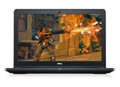 Dell Inspiron 15 Gaming 5577 15.6-inch Laptop 7th Gen Core i5-7300HQ