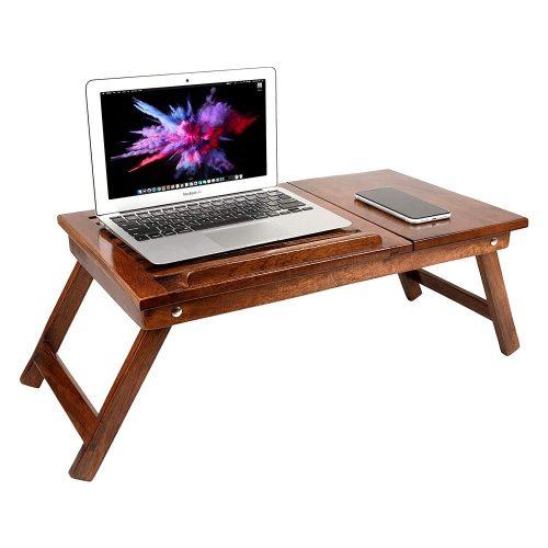 Fabulo Wooden Standard Adjustable Laptop