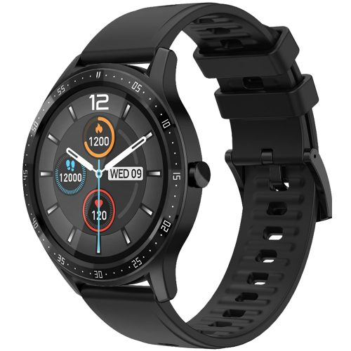 Fire-Boltt 360 Smart Watch with in-Built SpO2 Meter & Games, 8 Days Battery Life