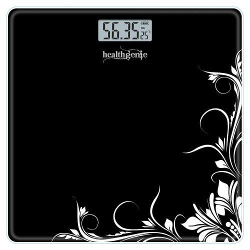 Healthgenie Thick Display Digital Weighing Machine
