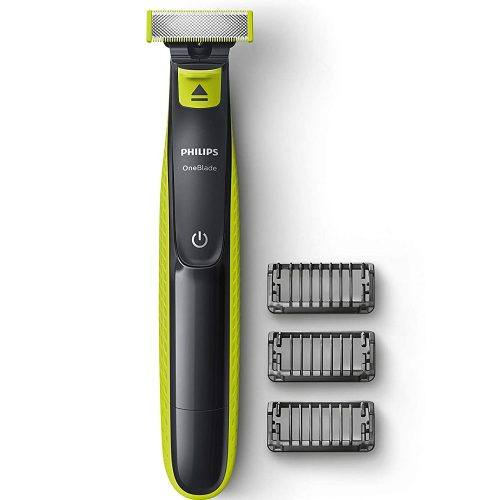 Philips QP2525/10 Cordless OneBlade Hybrid Trimmer and Shaver