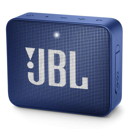 JBL Go 2 Portable Bluetooth Speaker with mic