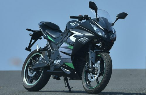 Kabira Mobility KM 4000 Sports eBike
