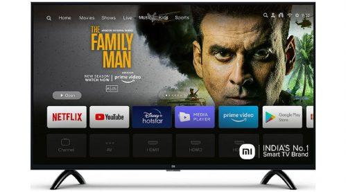 Mi LED Smart TV 4A Pro