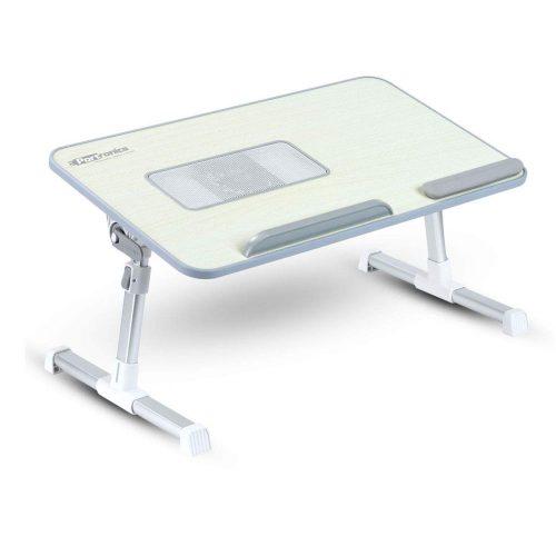 Portronics My Buddy Plus POR-704 Adjustable/Portable/Foldable Multipurpose Laptop  Table