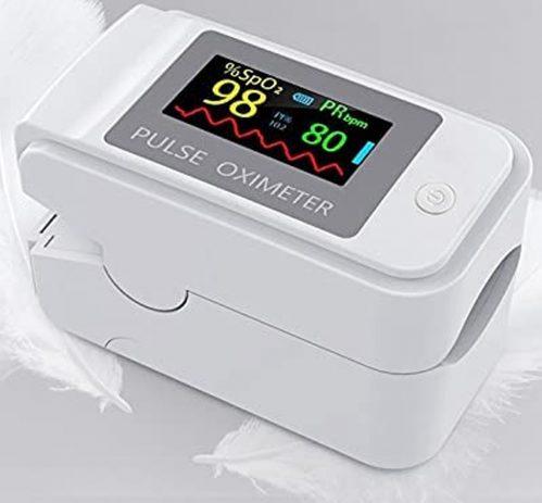 Beaver Swadesi Fingertip Pulse Oximeter with Battery