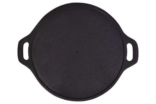 Rock Tawa Dosa Tawa 12 Inch Cast Iron