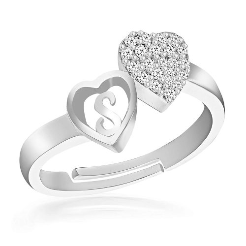 SHAYZA Jewellery Valentine Day S Rings