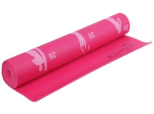 Strauss Anti Sid Yoga Mat with Carry Bag
