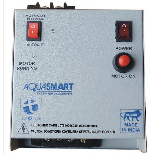 TECH AND TRADE Iron Aquasmart Semi Automatic Water Tank Overflow