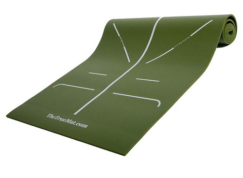 True Mat Extra Thick PVC Foam, 6mm High-Density mat with Alignment