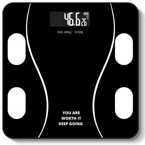 Voetex Zone India Electronic LCD Display Digital Weighing Scale