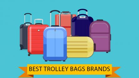 Best Trolley Bags Brands